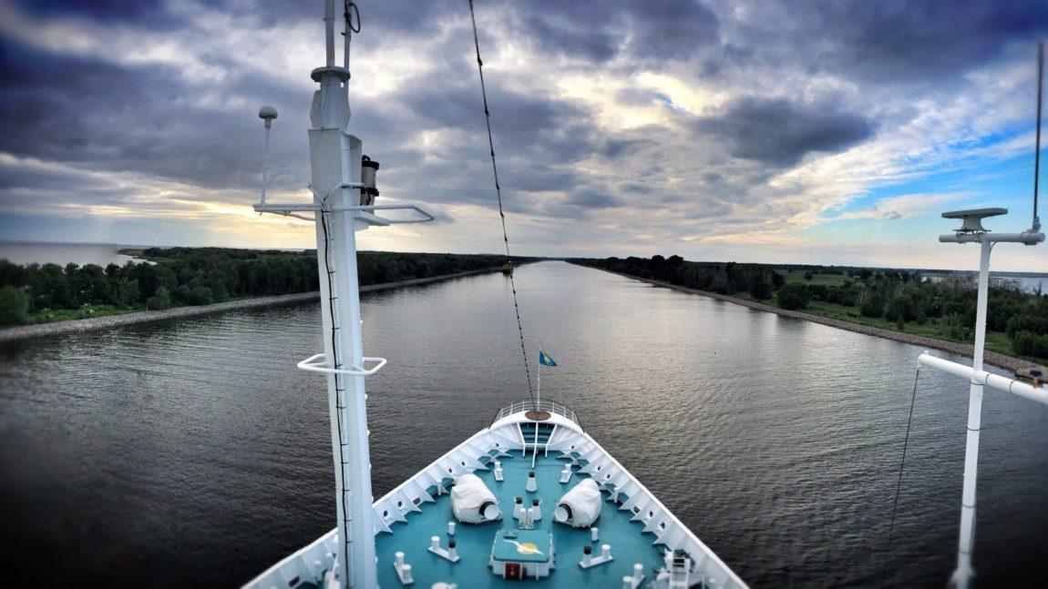 Eine Seefahrt, die ist…