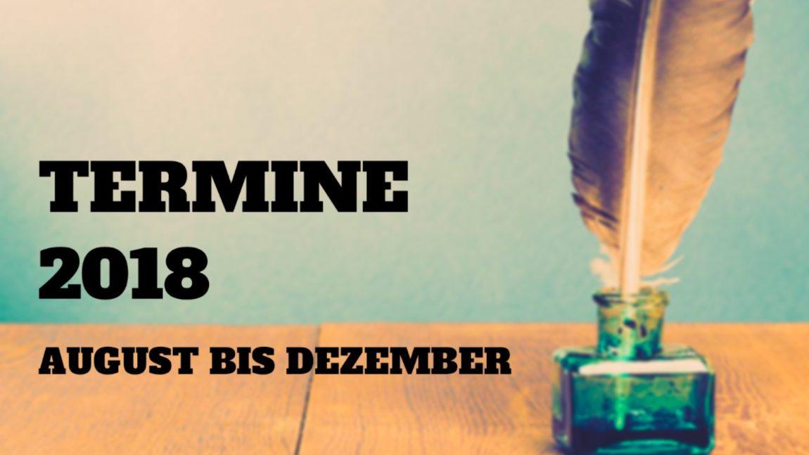 Besetztdaten <br>2018 AUG-DEZ