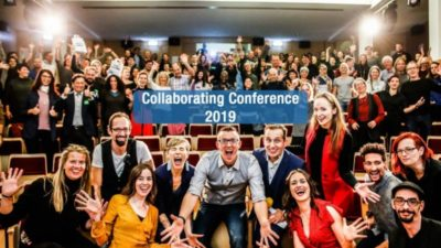 Wien: Es ruft die COLLABORATING CONFERENCE!